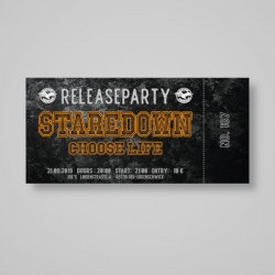 Staredown - Release Party...