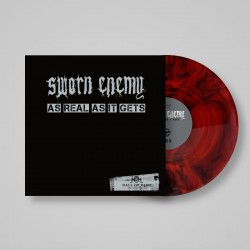 Sworn Enemy, As Real As It Gets LP, VInyl